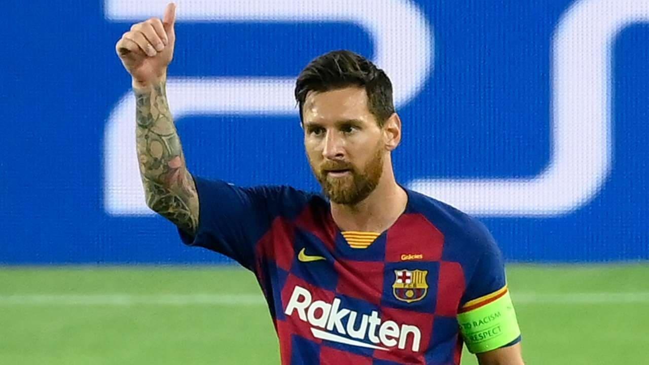 Lionel Messi (Sportsman) Wiki, Age, Wife, Net Worth & More 6