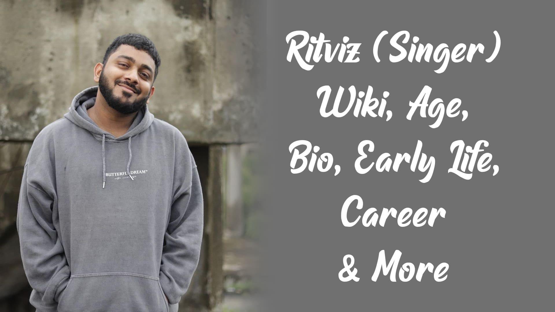 Ritviz (Singer) Wiki, Age, Bio, Early Life, Career & More 1