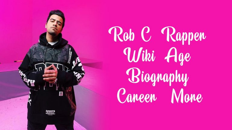 Rob C (Rapper) Wiki, Age, Biography, Career & More