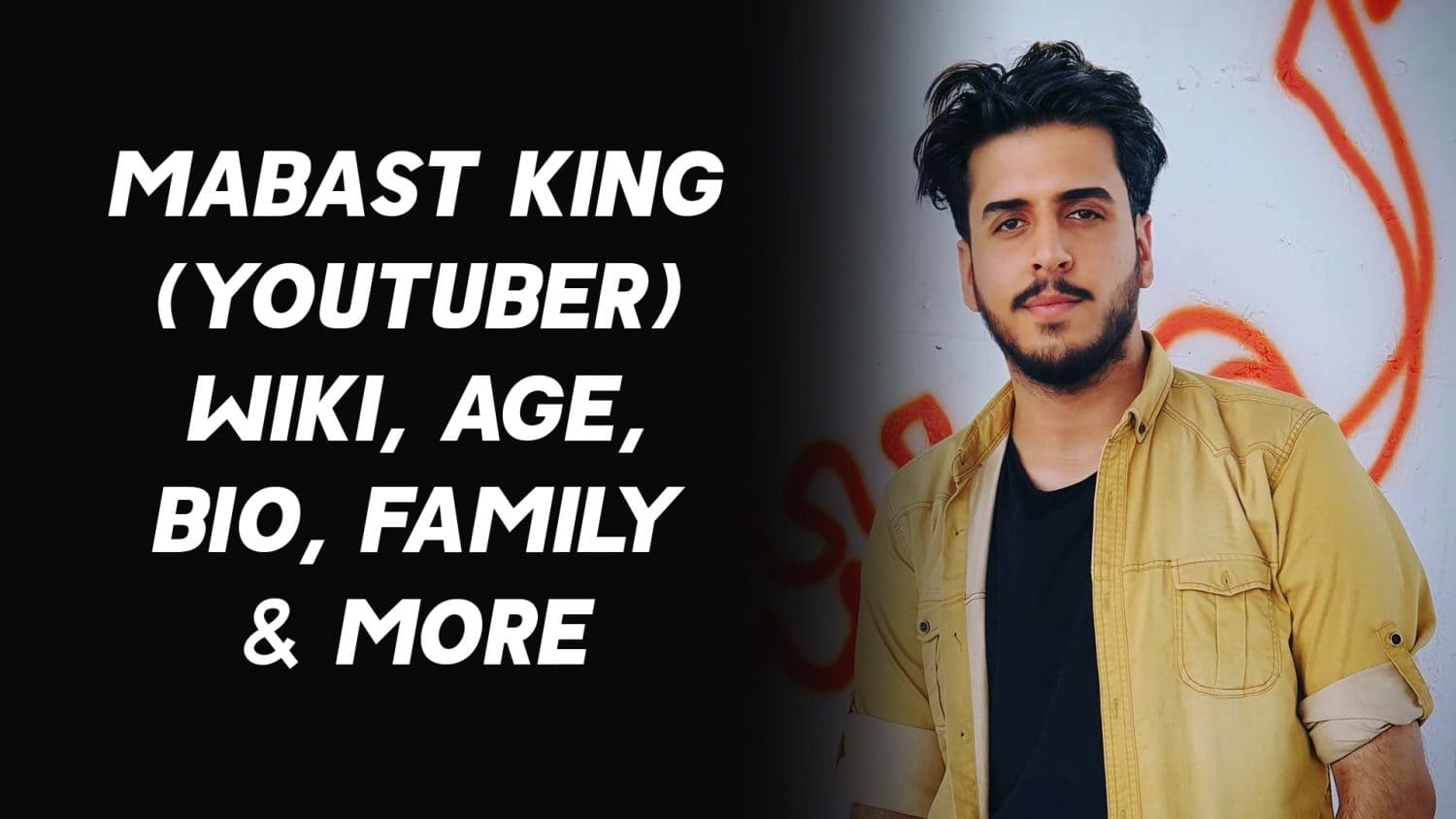 Mabast King (YouTuber) Wiki, Age, Bio, Family & More 1