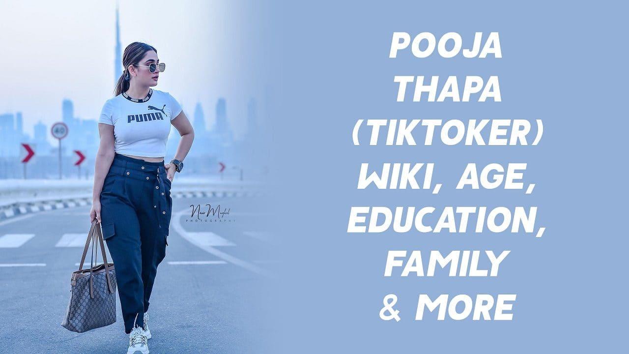 Pooja Thapa (TikToker) Wiki, Age, Education, Family & More 1