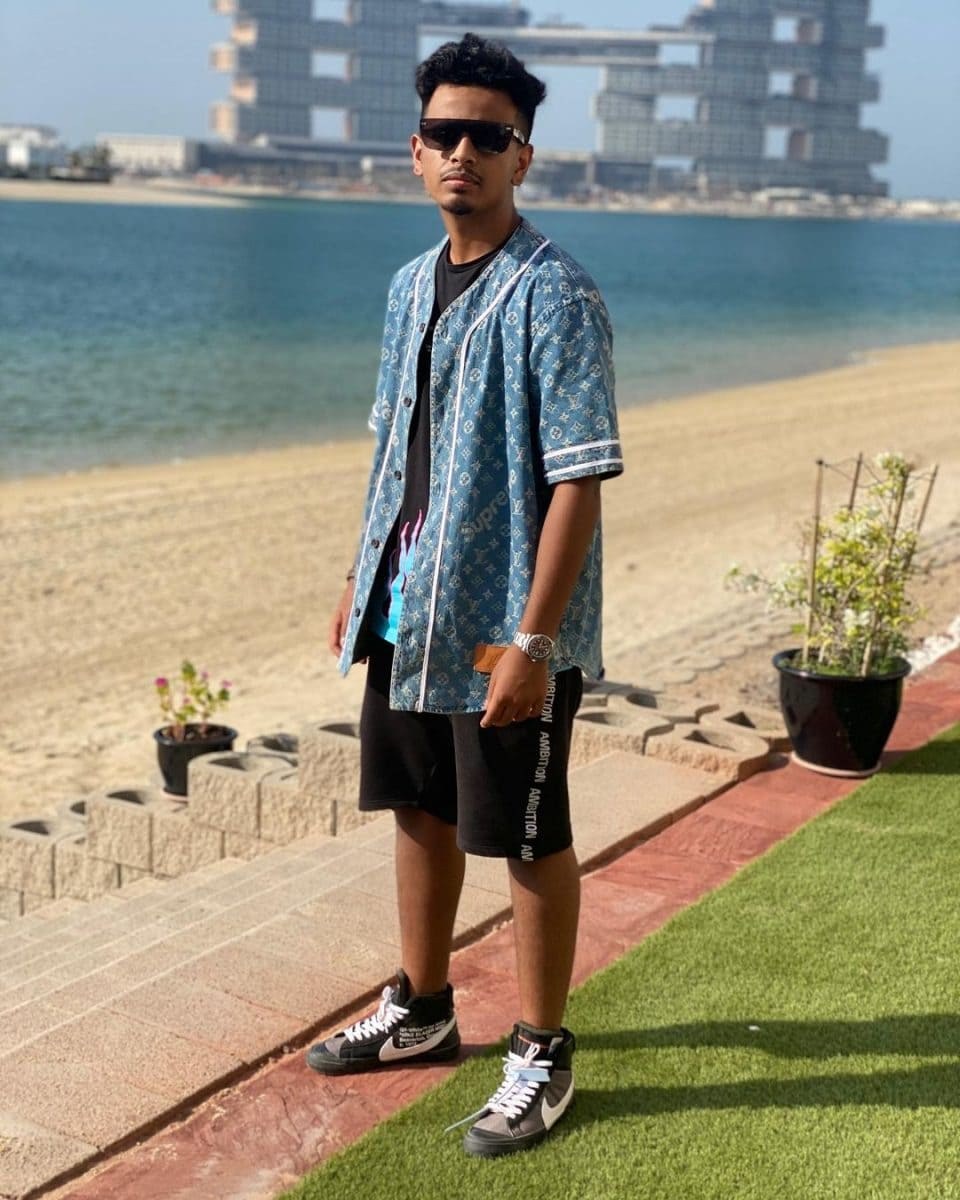 Rashed Belhasa (YouTuber) Wiki, Age, Girlfriends, Net Worth & More 3