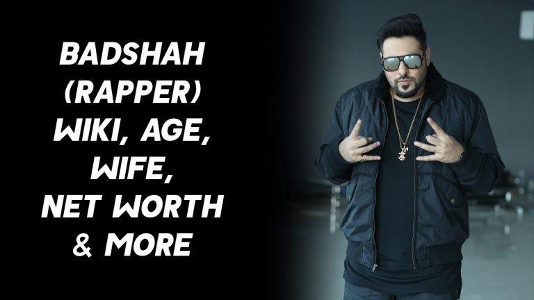 Badshah (Rapper) Wiki, Age, Wife, Net Worth & More