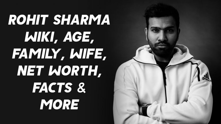 Rohit Sharma Wiki, Age, Family, Wife, Net Worth, Facts & More