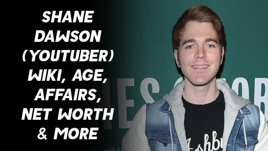 Shane Dawson (YouTuber) Wiki, Age, Affairs, Net Worth & More 1