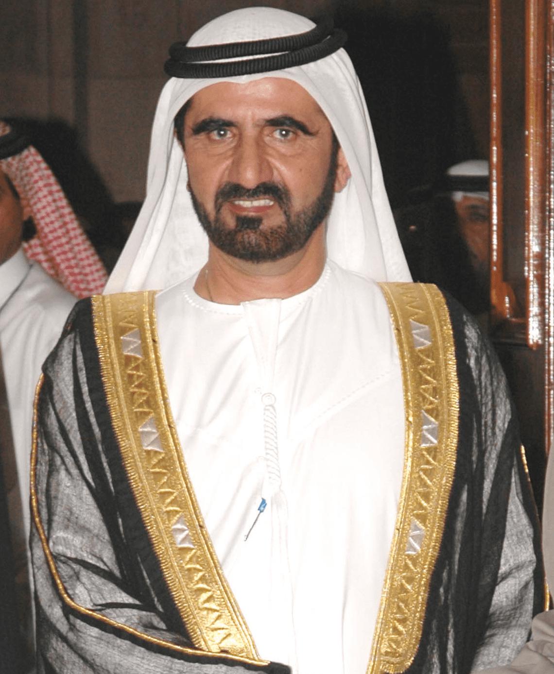 Sheikh Mohammed bin Rashid Al Maktoum - The Ruler of Dubai 7
