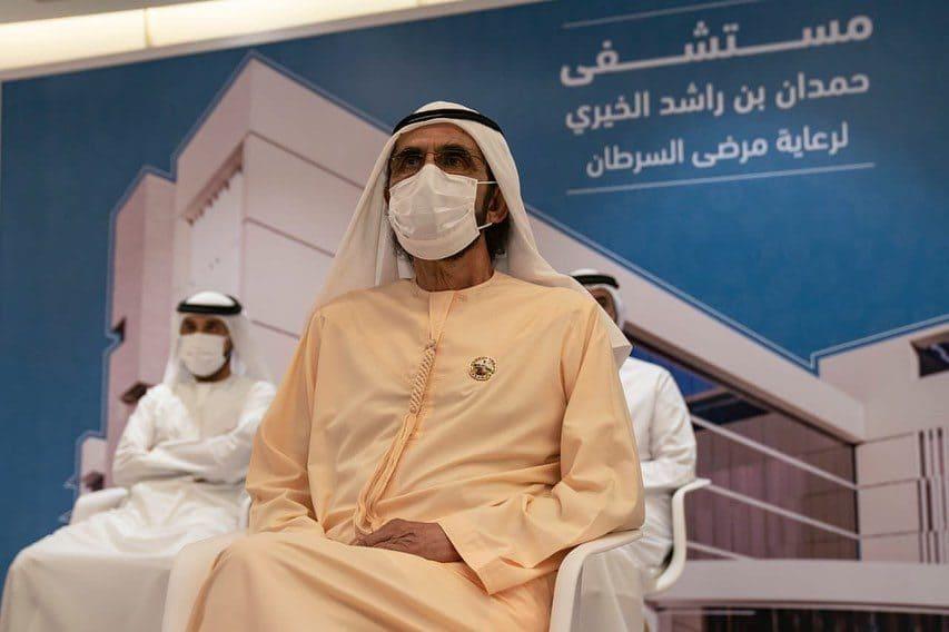 Sheikh Mohammed bin Rashid Al Maktoum - The Ruler of Dubai 3
