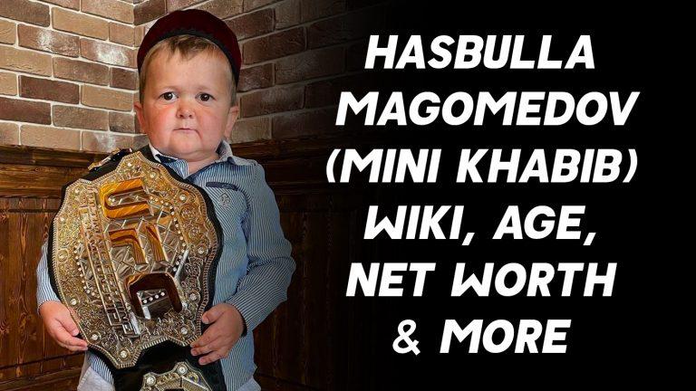 Hasbulla Magomedov (Mini Khabib) Wiki, Age, Net Worth & More