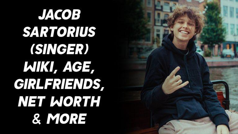Jacob Sartorius (Singer) Wiki, Age, Girlfriends, Net Worth & More