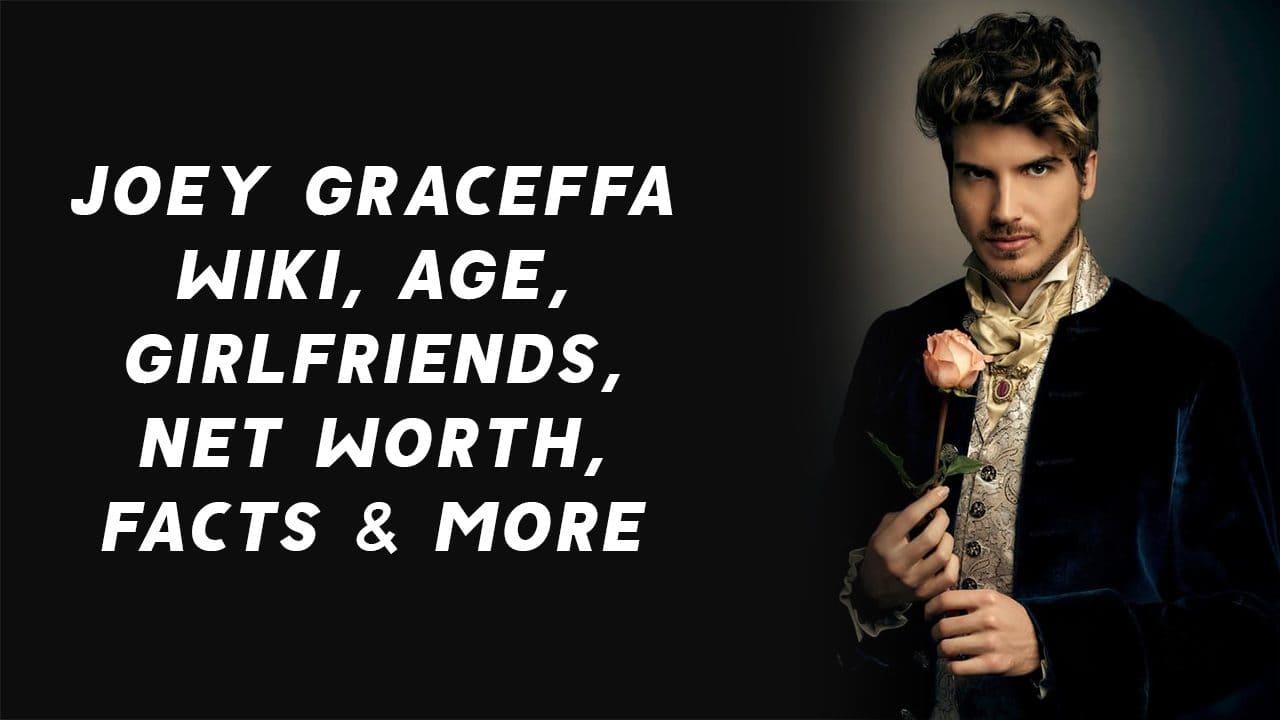 Joey Graceffa Wiki, Age, Girlfriends, Net Worth, Facts & More 1