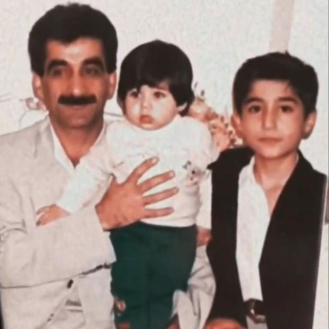 Navid Zardi Family Picture