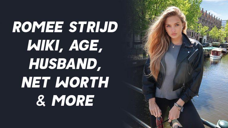 Romee Strijd Wiki, Age, Husband, Net Worth & More